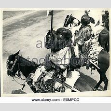 2 Februar 1956  Königliche Reise Von Nigeria