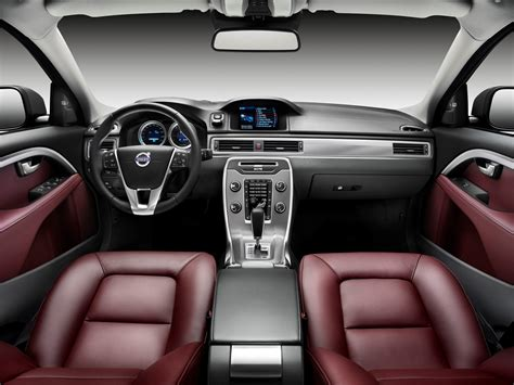 Interior : Volvo S80 Saloon Review (2006