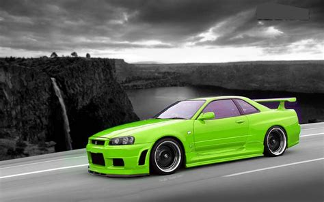 See more ideas about nissan gtr skyline, nissan gtr, gtr. Nissan Skyline GT-R R34 Wallpapers - Wallpaper Cave