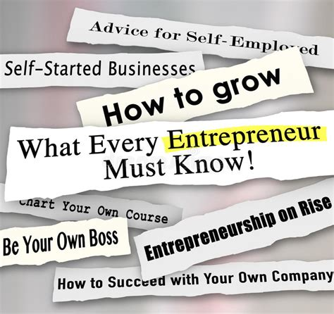 3 Business Plans Every Entrepreneuer Must Entrepreneur Headlines Torn From Paper What Every Business