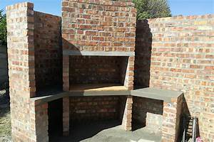 Diy Brick Braai Plans - DIY Ideas
