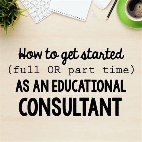 educational consultant