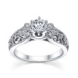 Filigree Wedding Rings for Women