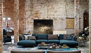 Tapeten Italienisches Design : 93 ideen zur wandgestaltung mit holz stein tapete und mehr ~ Sanjose-hotels-ca.com Haus und Dekorationen