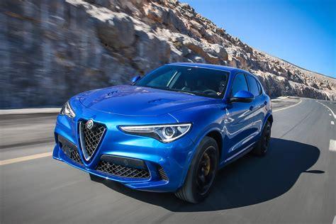 alfa romeo stelvio quadrifoglio  review auto express