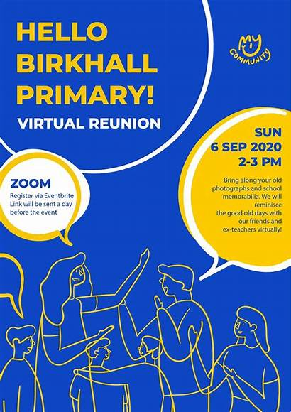 Primary Queenstown Birkhall Reunion Virtual Allevents