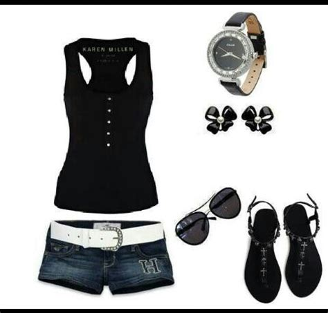 Cute bad girl outfit   Lookinu0026#39; Fabulous- Clothes   Pinterest