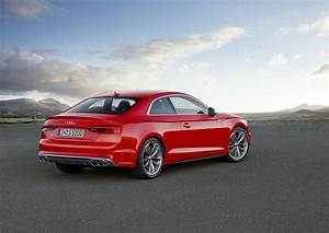Audi S5 Coupe : 2017 audi s5 coupe debuts with 354 hp turbocharged v6 autoevolution ~ Melissatoandfro.com Idées de Décoration