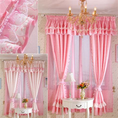 Light Pink Bedroom Curtains  Curtain Menzilperdenet