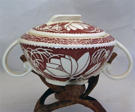 hawaiian kilns vernon blanding dinnerware collection aloha don flowers gr8ampottery
