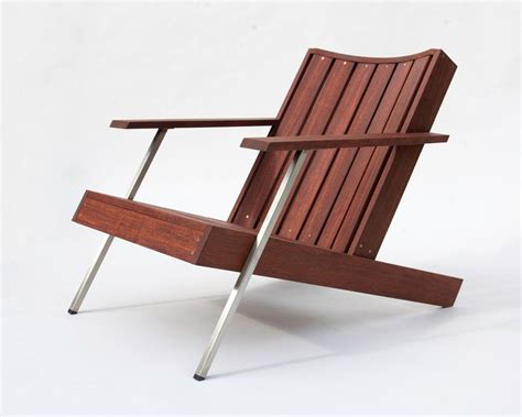 Modern Adirondack Chair. Won't Make This One, But I Have A