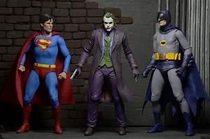 Closer Look: DC Comics Joker, Batman, and Superman 7 ...