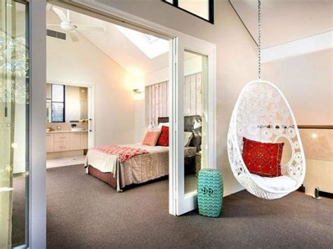 indoor hanging chair for bedroom 15 indoor hammock and relaxing swings to forget about the
