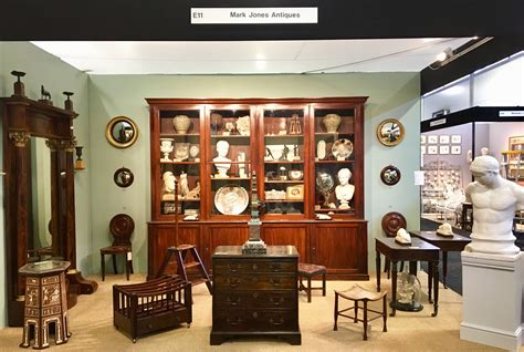 battersea fair autumn  mark jones antiques