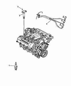 2011 Dodge Nitro Ignition Spark Plugs  Cables  U0026 Coils
