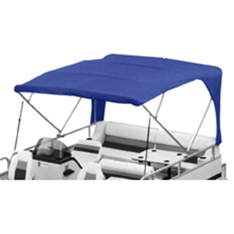 Pontoon Boats Bimini Tops by Attwood Buggy Style Pontoon Bimini Vinyl Fabric Top For