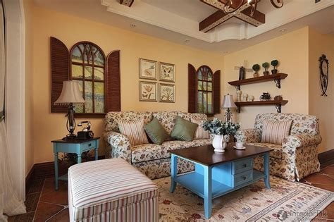 decorating a sitting room country style homes decoration element outdoor and