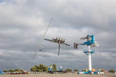 Летающая ветровая турбина покорила новые высоты вести.наука