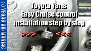 How To Install Cruise Control