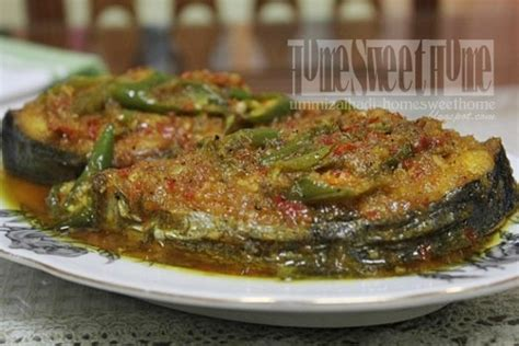 Aneka masakan ikan resep membuat pesmol ikan kembung. Home Sweet Home: Ikan Tenggiri Masak Hijau
