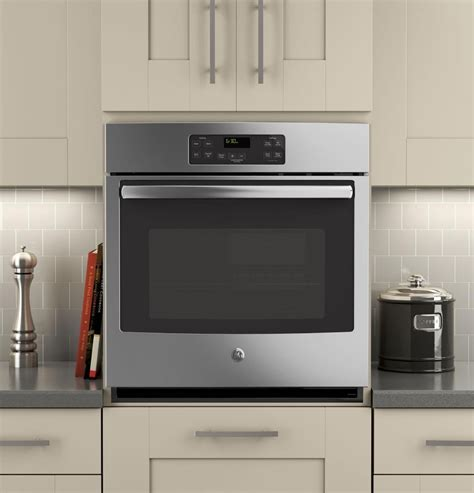 Kitchen Oven Wall by General Electric Ge R 27 Quot Built In Single Wall Oven