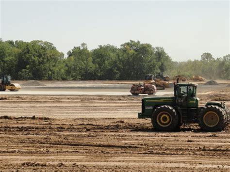 Menards Construction Underway In St. Peters