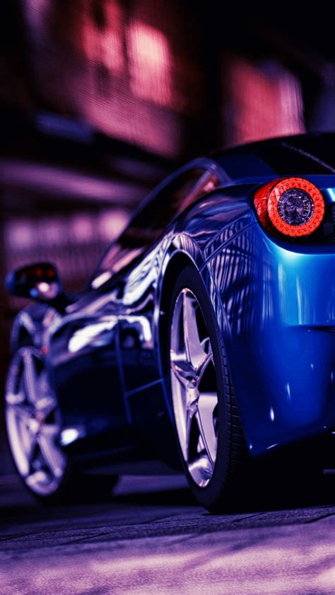 Hd Car Wallpapers For Iphone by Hd Sports Cars Wallpapers For Apple Iphone 5