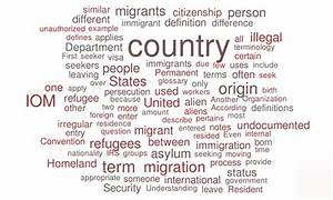 An introduction to migration terminology   New Women New ...