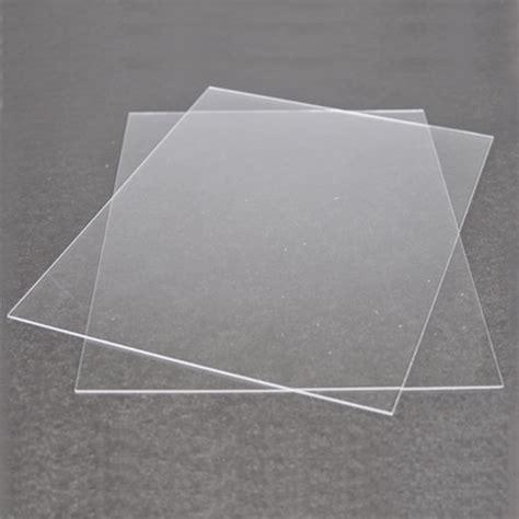plexi glass 2 sheets 9 quot 12 quot plastic for dollhouse