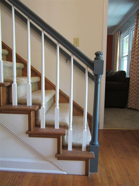 amberican dream banister beautification