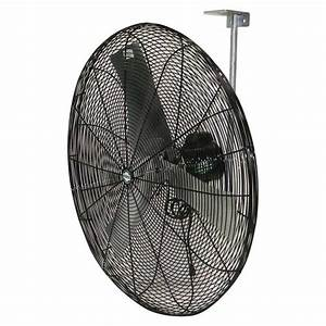 Valutek industrial barn circulating fan 36quot 115v farmtek for 36 inch barn fan