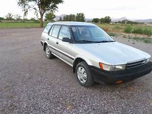 Toyota Corolla Wagon 1989 Gray For Sale  Jt2ae94v4k0077756