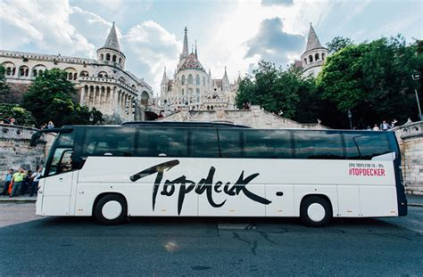 On An Eastern Europe Odyssey With Topdeck
