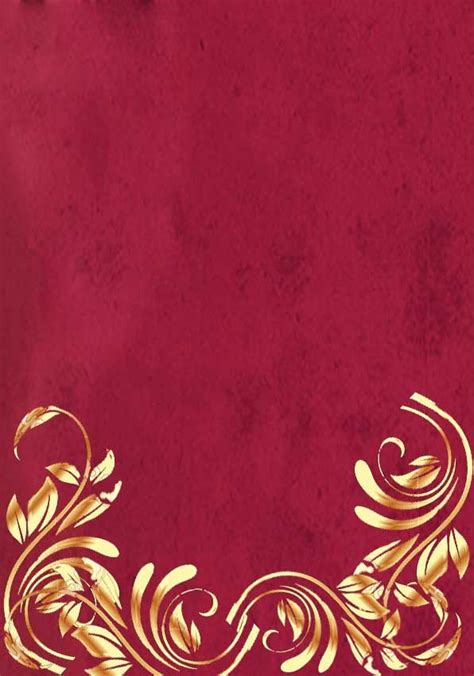 red  gold wedding background wallpaper wedding