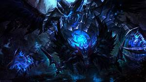 Terrorblade's Armor of Endless Purgatory - DOTA 2 Wallpapers