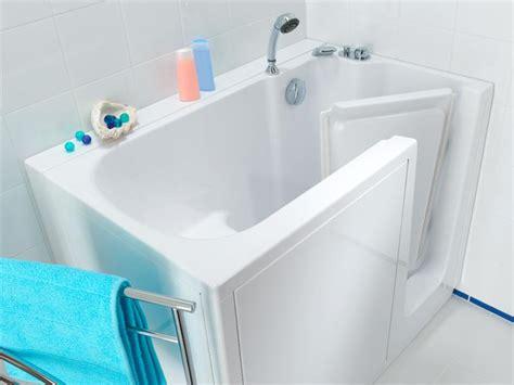 baignoire avec porte pour handicape baignoire a porte rectangulaire albatros