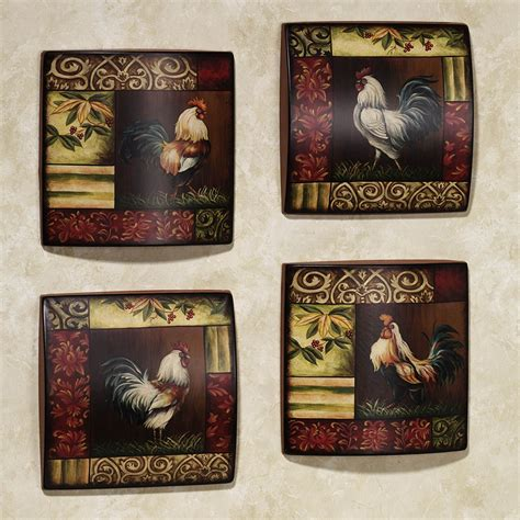 Rooster Kitchen Decor 25 by Rooster Kitchen Wall Decor Rooster Kitchen Decor