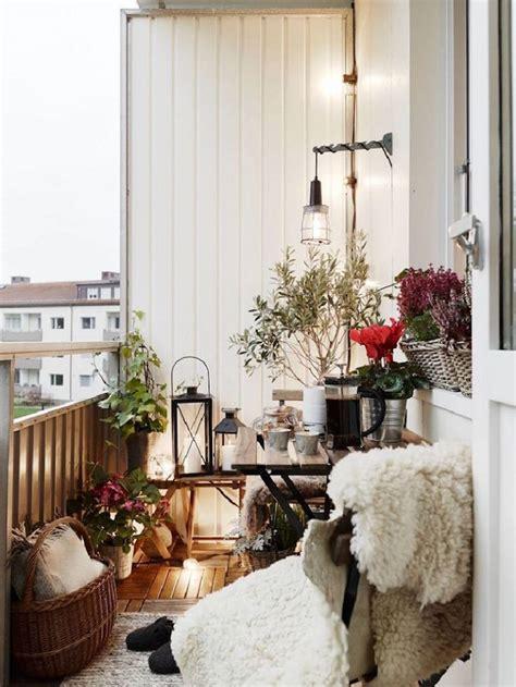 1001 + Idées  Aménagement Balcon  L'optimisation Comme