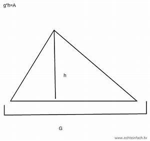 Geometrie Berechnen : geometrie dreiecksberechnung mit fl che grundseite und h he mathelounge ~ Themetempest.com Abrechnung