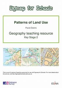 Patterns Of Land Use By Ordnancesurvey