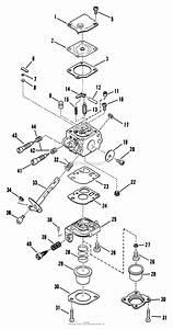 Snapper 215sst 21 2cc Straight Shaft Trimmer Parts Diagram
