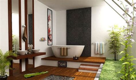 ideas de decoracion  el bano decorar hogar