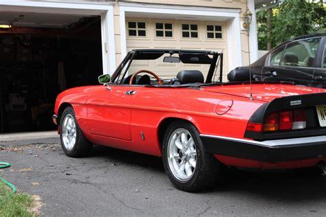 Used Alfa Romeo Spider by 1985 Alfa Romeo Spider Stock 2313 126821 For Sale Near