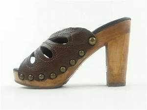 Schuhe Mit Holzsohle : original pepe jeans schuhe clogs sandalen isa 230 c braun holzsohle ebay beloved fashion ~ Frokenaadalensverden.com Haus und Dekorationen