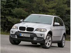 BMW X5 30d 2007 pictures, information & specs
