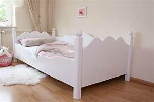 Kinderbett Mit Rausfallschutz 90x200 : kinderbett 90x200 mit rausfallschutz ~ Watch28wear.com Haus und Dekorationen
