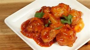 Gobi (Cauliflower) Manchurian - Manjula's Kitchen - Indian ...