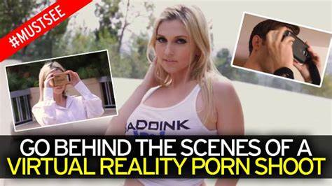 Behind The Scenes Of A Reality Sex Shoot