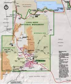 lava beds national monument review