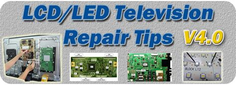 collection  lcd television repair tips lcd led